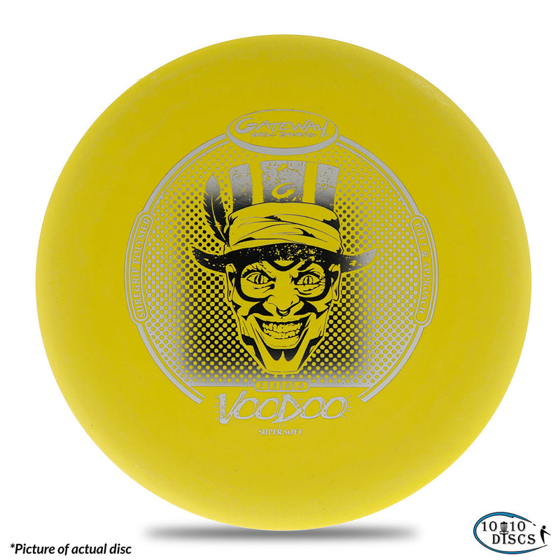 Gateway Voodoo Stable Putt & Approach - 1010 Discs