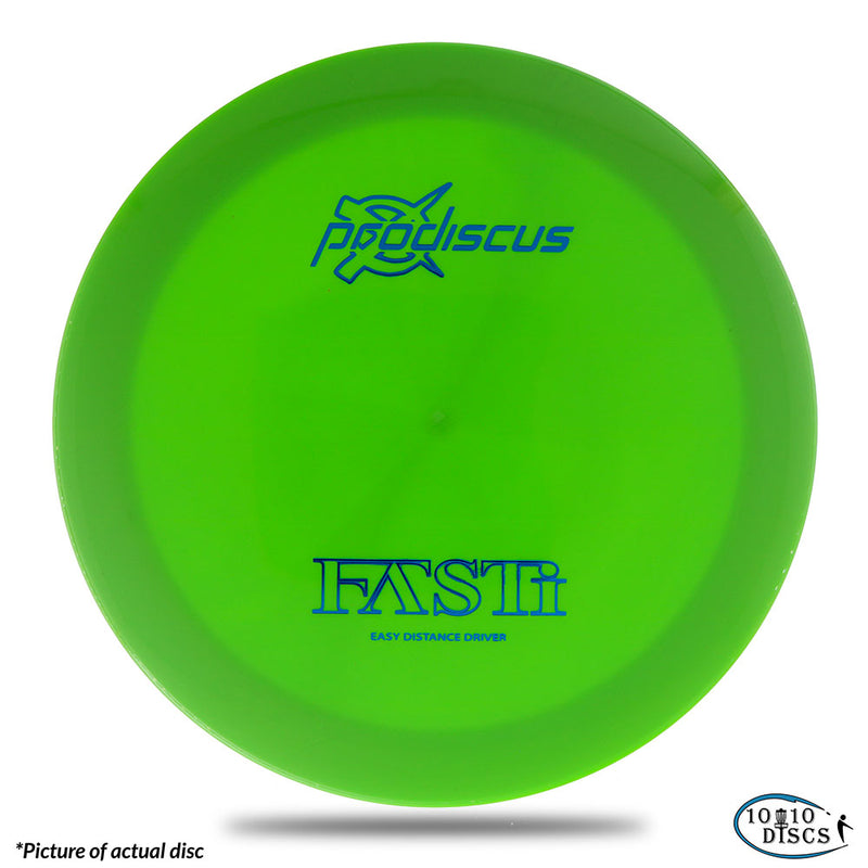 Prodiscus Fasti Stable Distance Driver - 1010 Discs