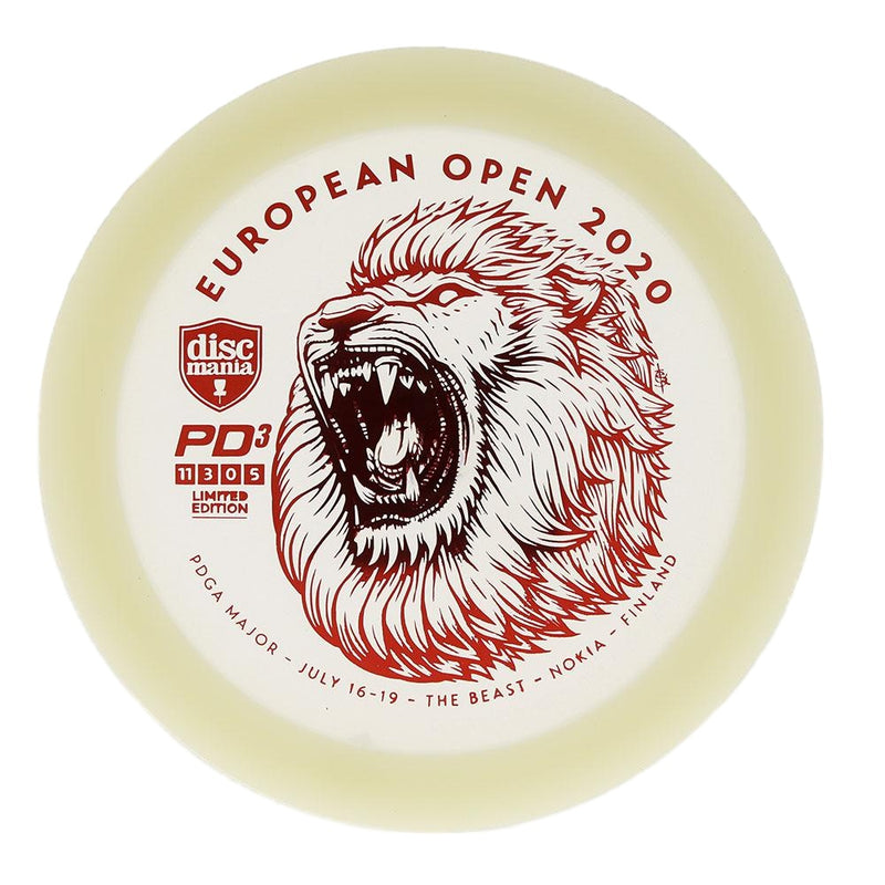 Discmania PD3 Very Overstable Distance Driver - 1010 Discs