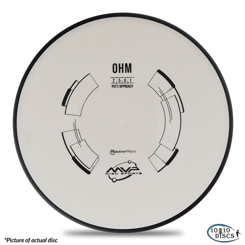 MVP Ohm Stable Putt & Approach - 1010 Discs