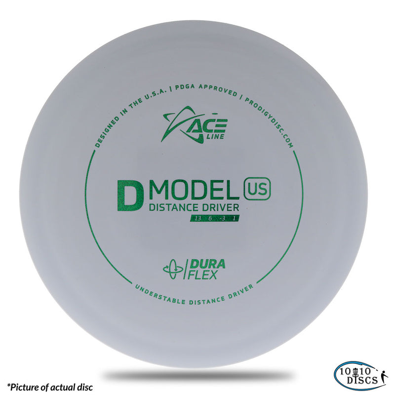 Prodigy ACE Line D Model US Understable Distance Driver - 1010 Discs