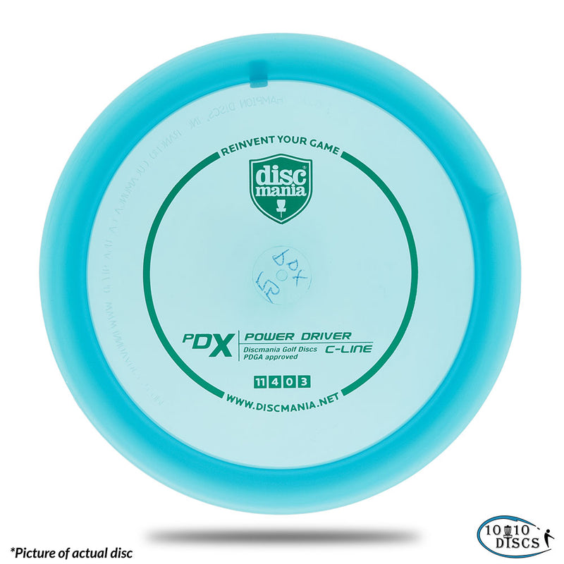 Discmania PDX Overstable Distance Driver - 1010 Discs