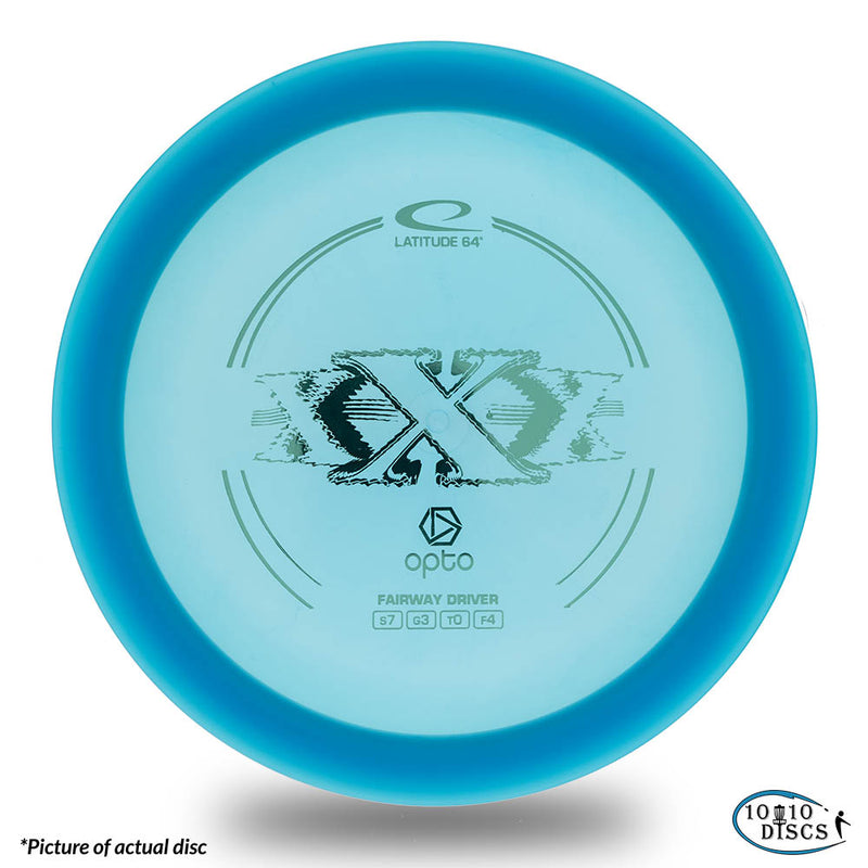 Latitude 64 XXX Very Overstable Fairway/Control Driver - 1010 Discs
