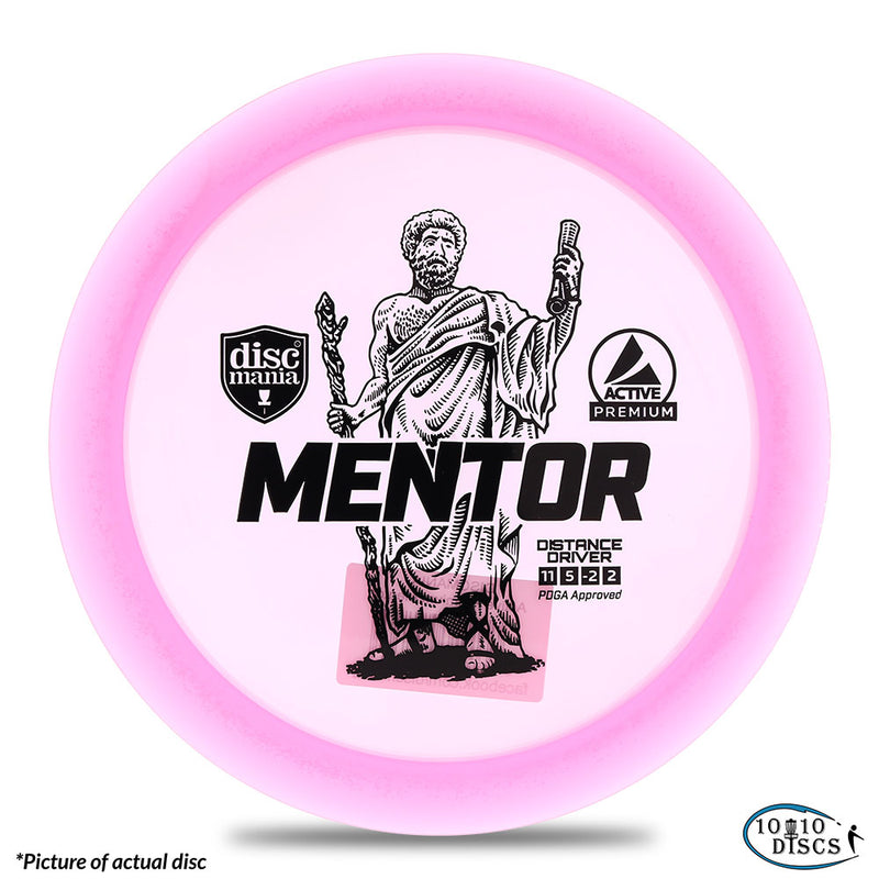 Discmania Active Mentor Understable Distance Driver