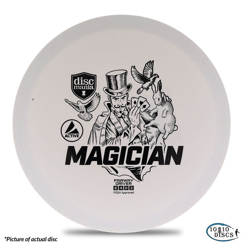 Discmania Active Magician Stable Fairway/Control Driver