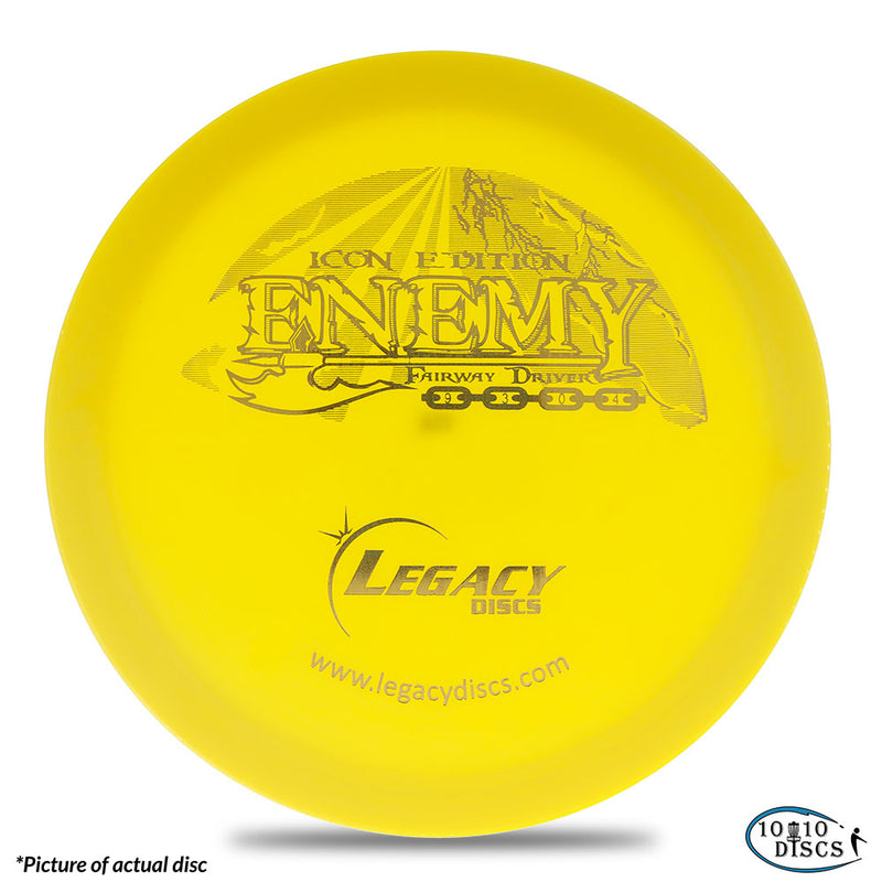 Legacy Enemy Overstable Fairway/Control Driver