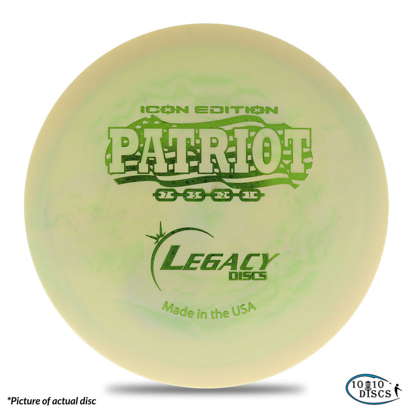 Legacy Patriot Understable Fairway/Control Driver