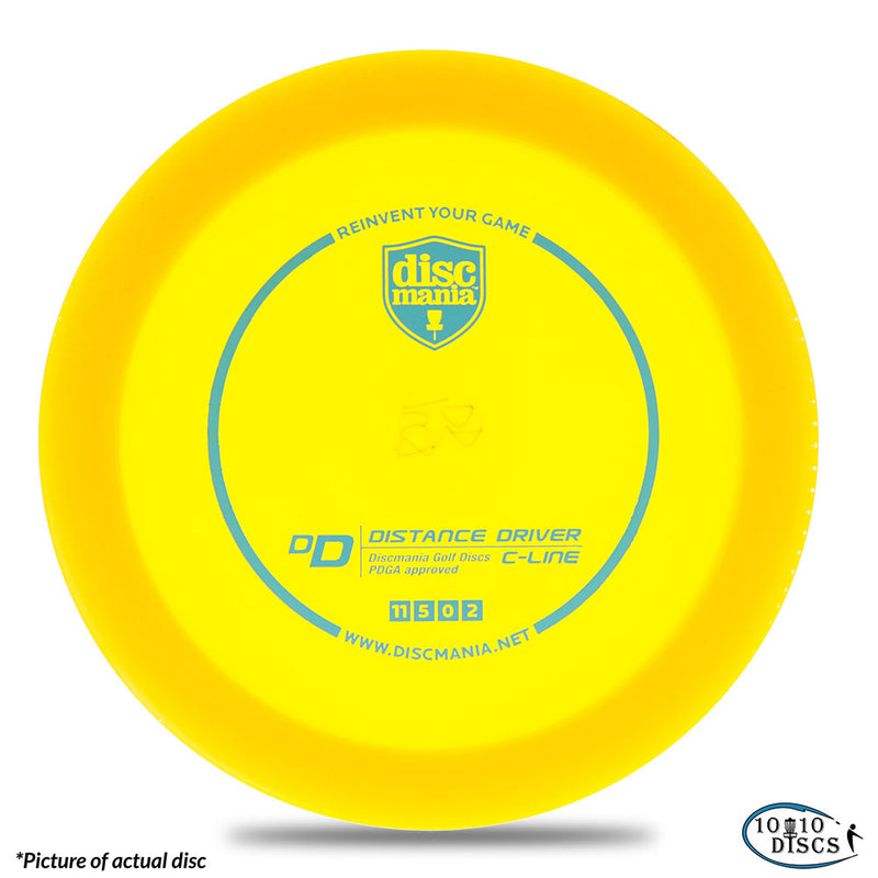 Discmania DD Overstable Distance Driver