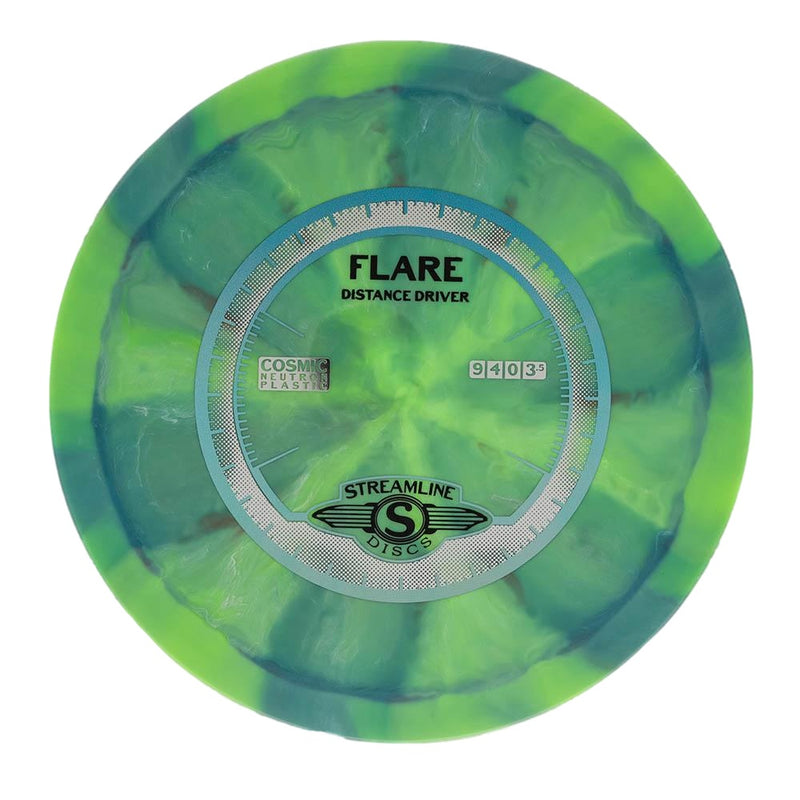 Streamline Flare Very Overstable Fairway/Control Driver - 1010 Discs