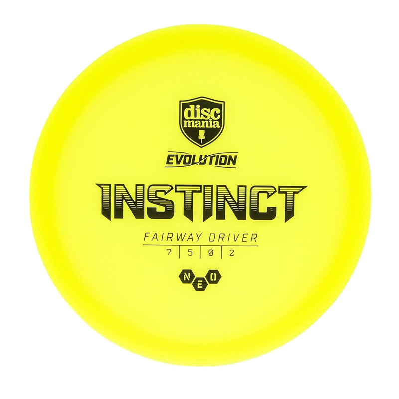 Discmania Evolution Instinct Stable Fairway/Control Driver - 1010 Discs