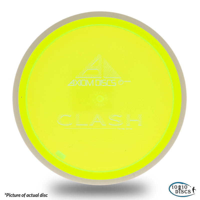 Axiom Clash Overstable Fairway/Control Driver - 1010 Discs