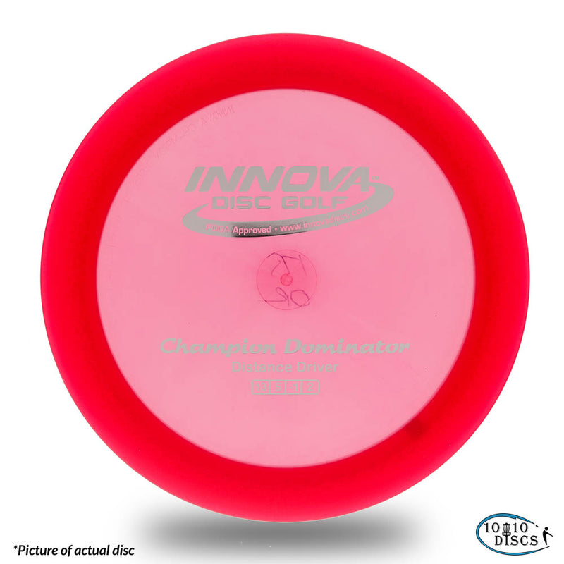 Innova Dominator Stable Distance Driver - 1010 Discs