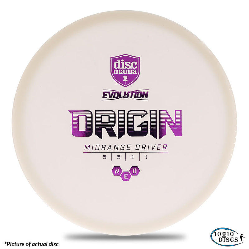Discmania Evolution Origin Understable Midrange