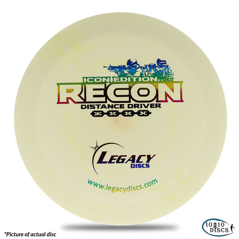 Legacy Recon Overstable Distance Driver