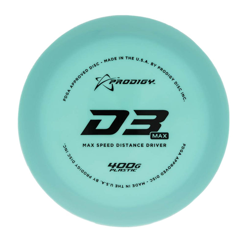 Prodigy Disc D3 Max Stable Distance Driver - 1010 Discs