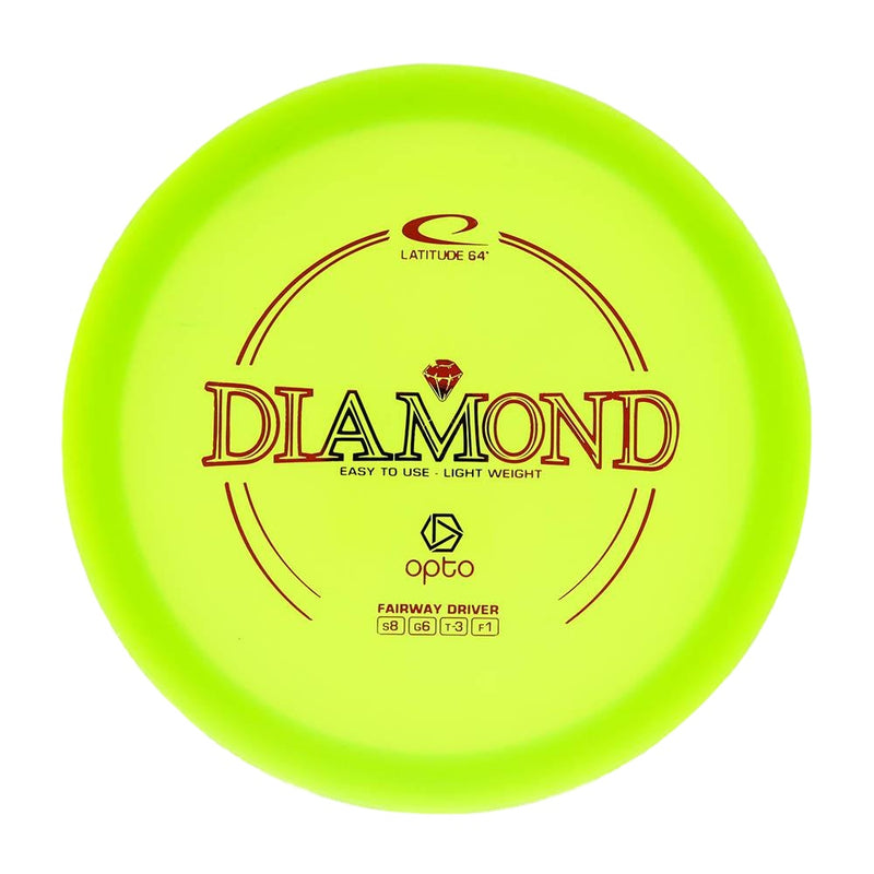 Latitude 64 Diamond Understable Fairway/Control Driver - 1010 Discs