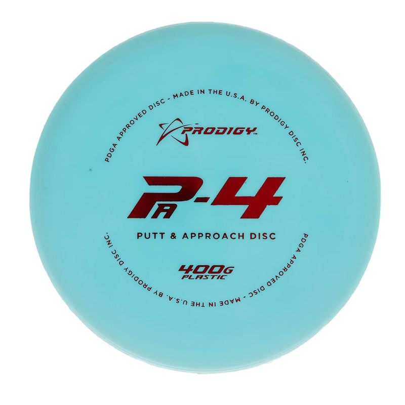 Prodigy Disc PA4 Understable Putt & Approach - 1010 Discs