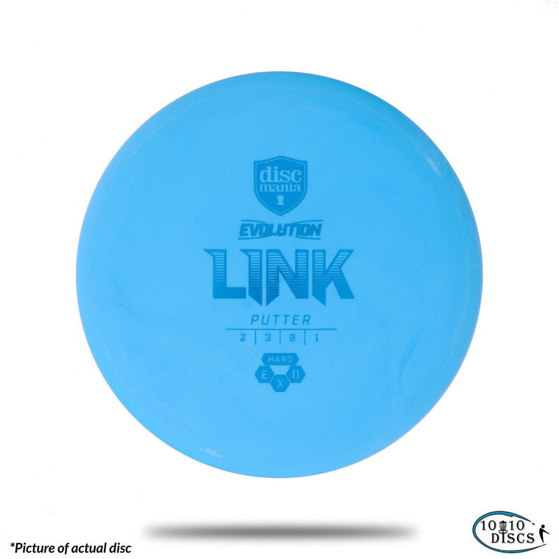 Discmania Evolution Link Stable Putt & Approach