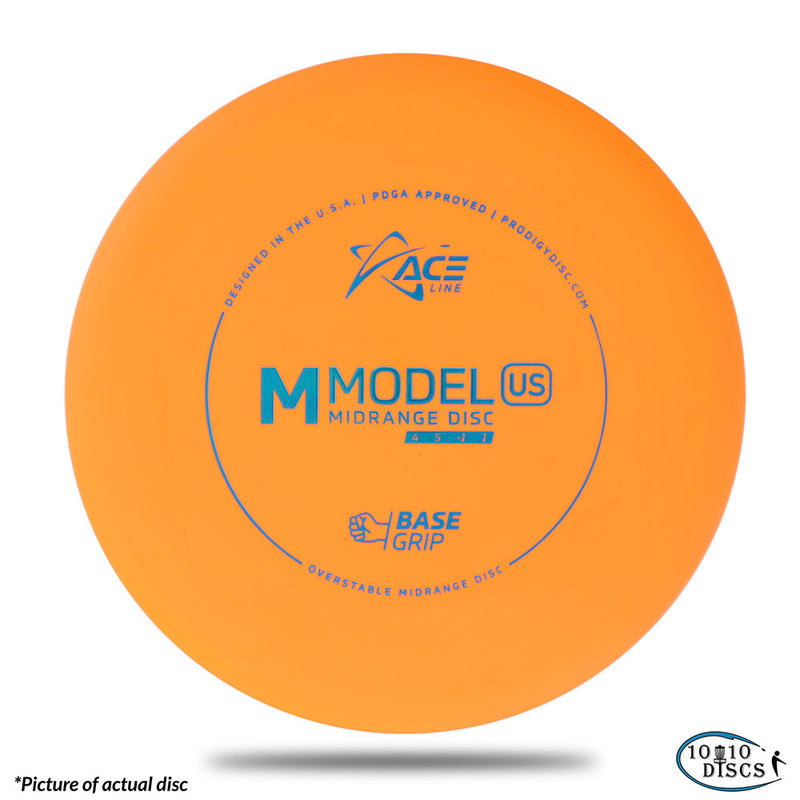 Prodigy ACE Line M Model US Understable Midrange