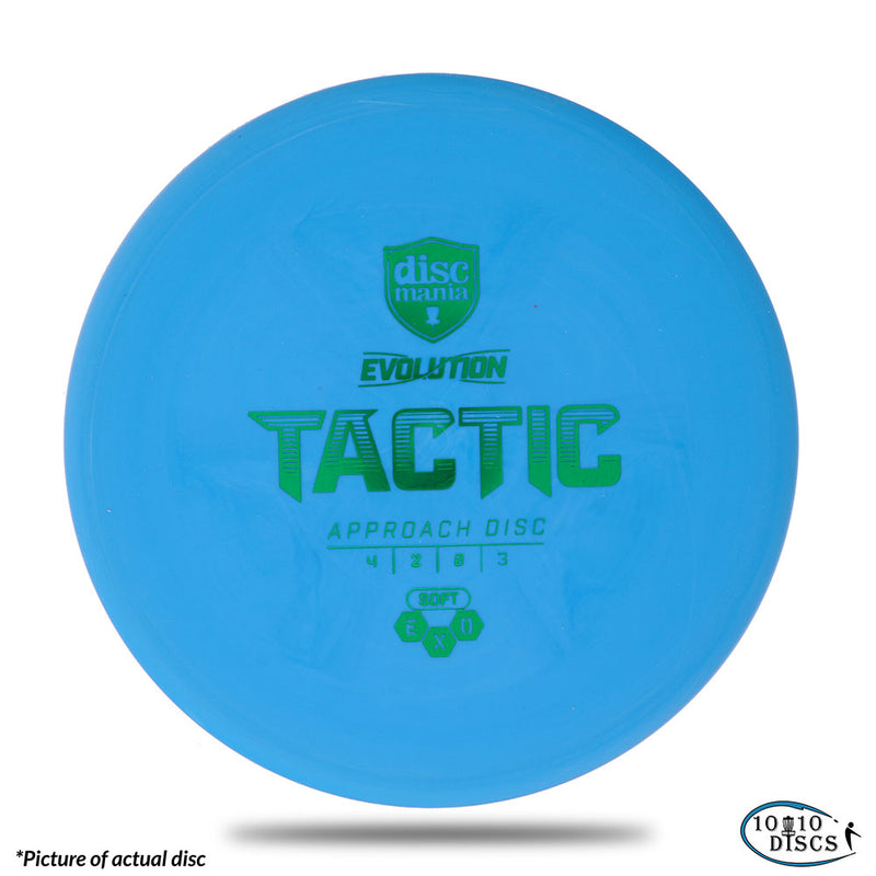 Discmania Evolution Tactic Overstable Putt & Approach