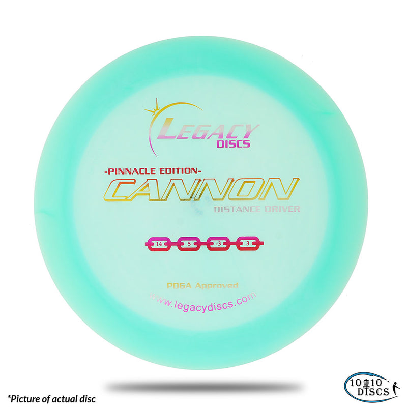 Legacy Cannon Understable Distance Driver