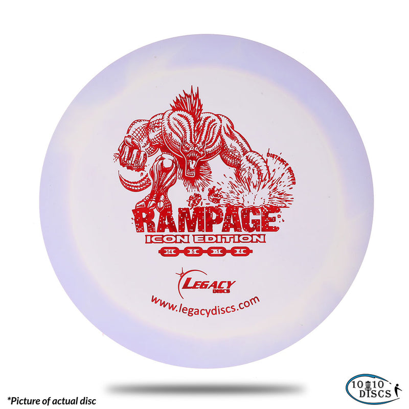 Legacy Rampage Overstable Distance Driver