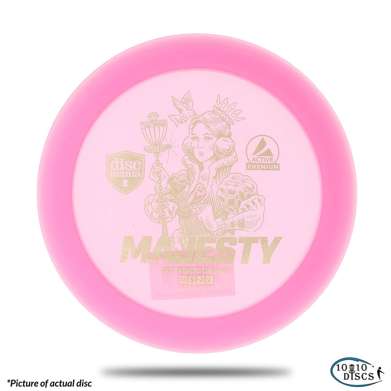 Discmania Active Majesty Understable Distance Driver
