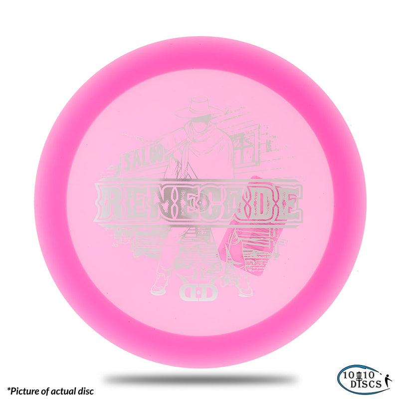 Dynamic Discs Renegade Understable Distance Driver