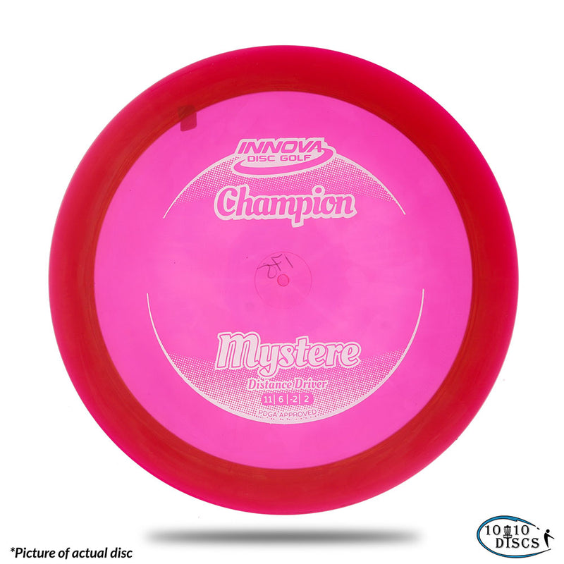 Innova Mystere Stable Distance Driver