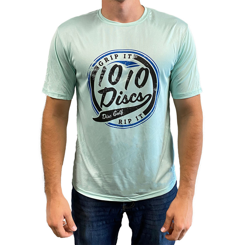 1010 Discs Grip It Dri-Fit T-Shirt