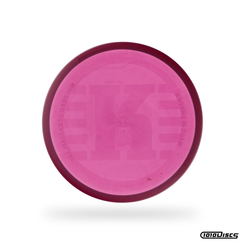 Kastaplast Mini Reko Disc Golf Marker - Color Will Vary