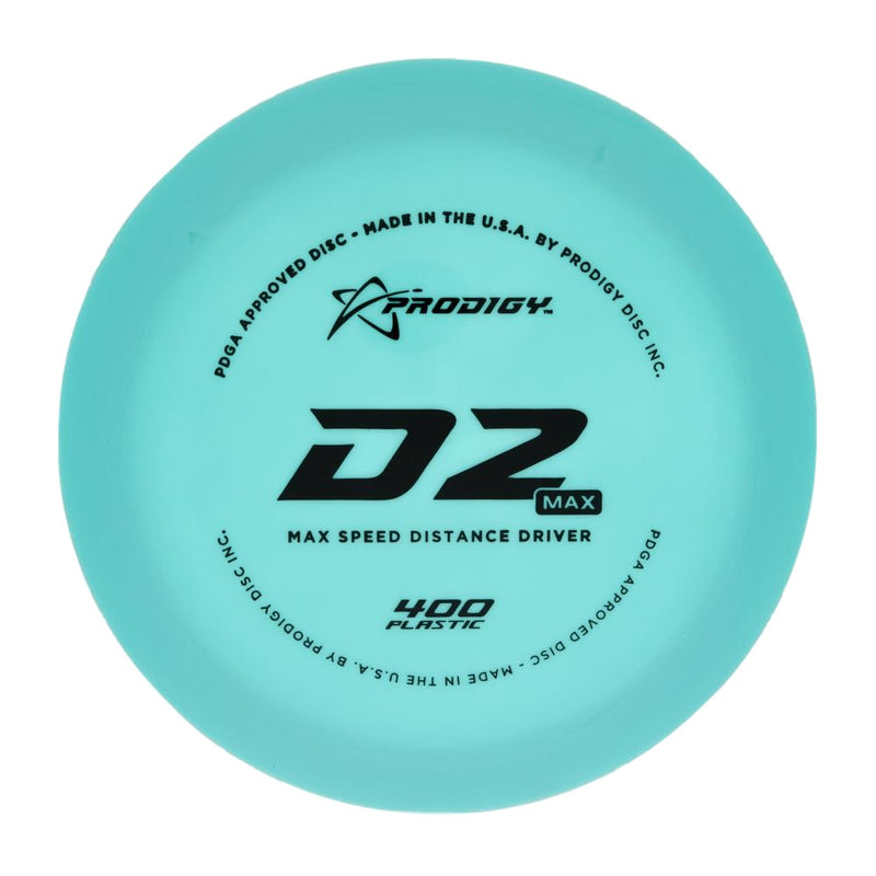 Prodigy Disc D2 Max Overstable Distance Driver - 1010 Discs