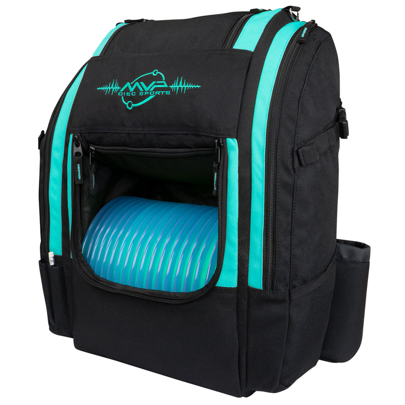 MVP Voyager Lite Disc Golf Backpack Bag