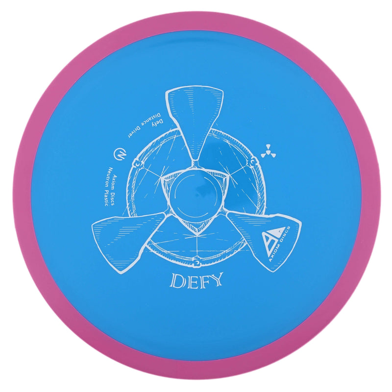 Axiom Defy Stable Distance Driver - 1010 Discs