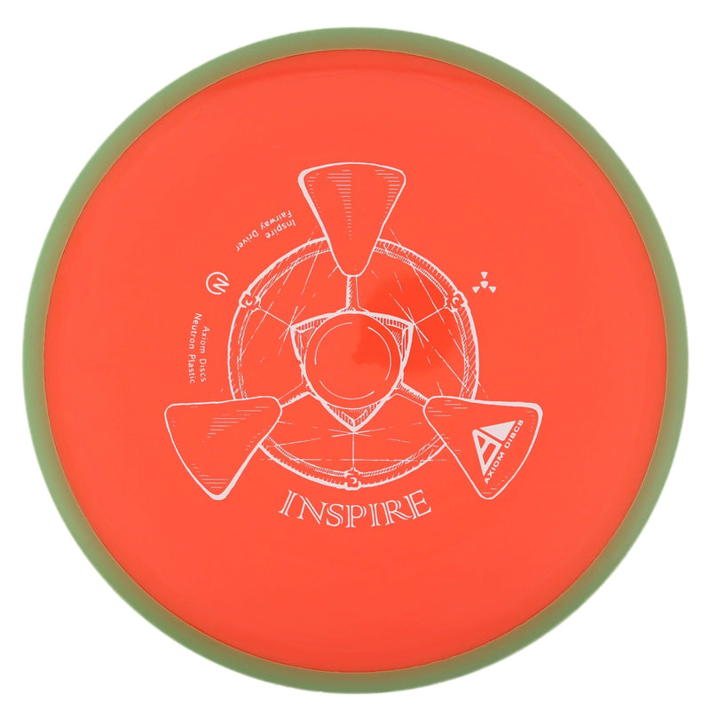 Axiom Inspire Understable Fairway/Control Driver - 1010 Discs