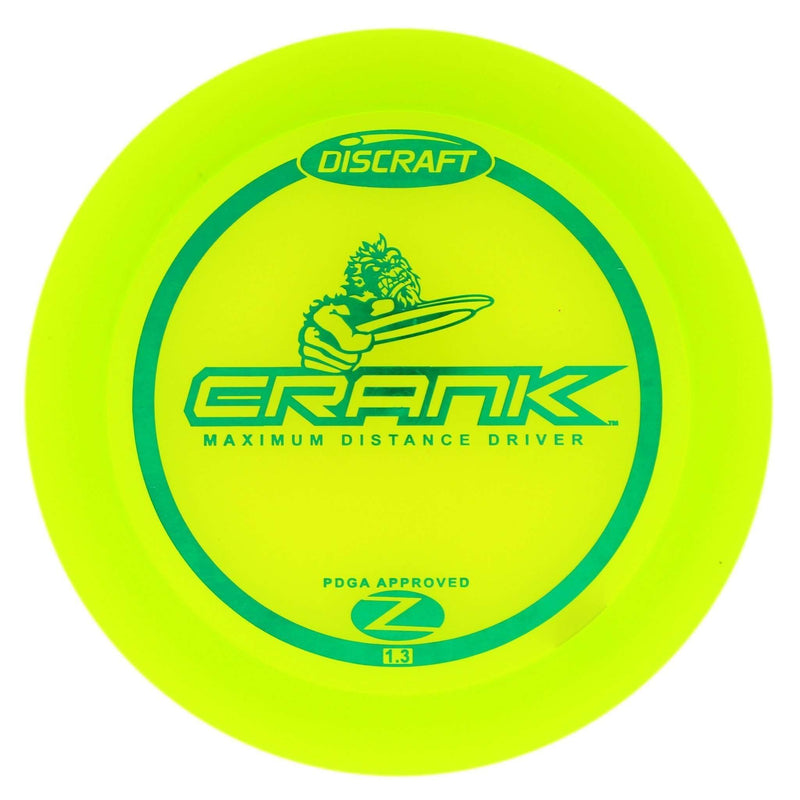 Discraft Crank Stable Distance Driver - 1010 Discs