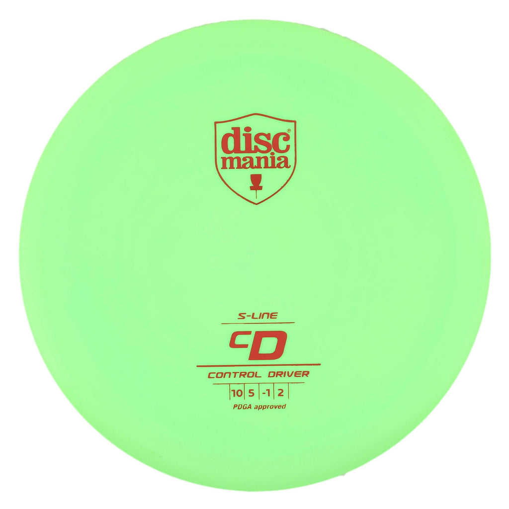 Discmania CD Stable Distance Driver - 1010 Discs