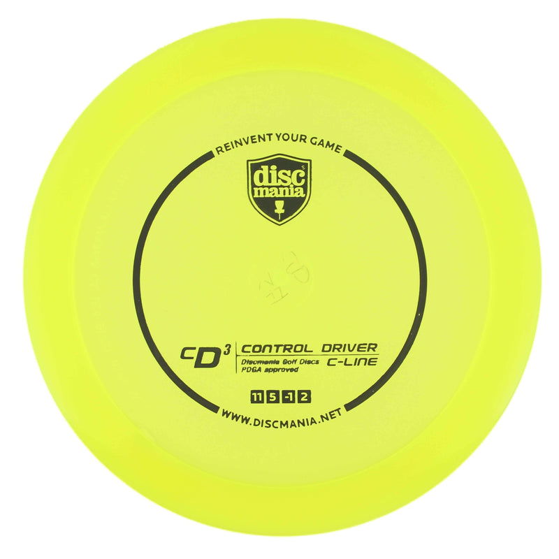 Discmania CD3 Stable Distance Driver - 1010 Discs