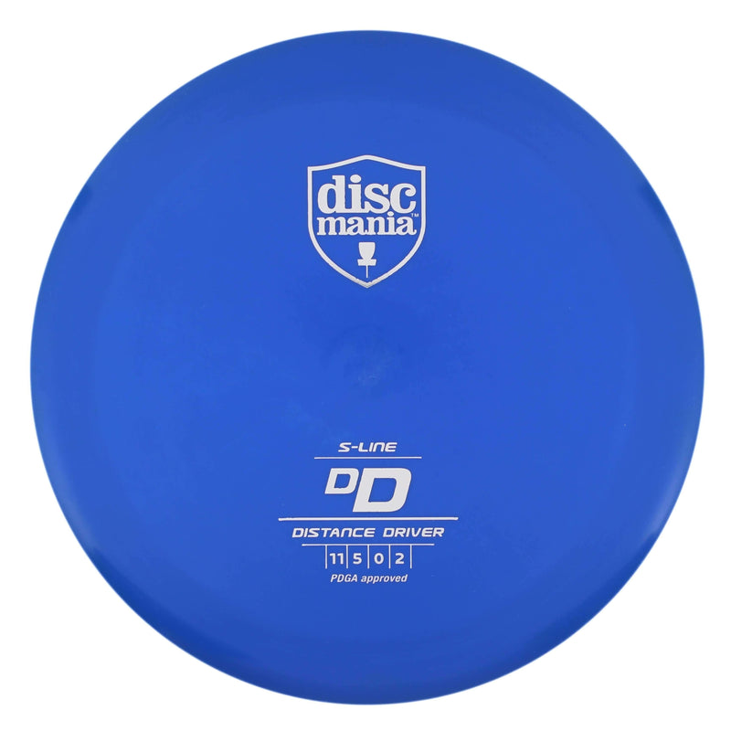 Discmania DD Overstable Distance Driver - 1010 Discs