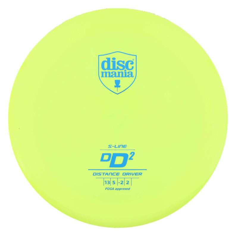 Discmania DD2 Stable Distance Driver - 1010 Discs