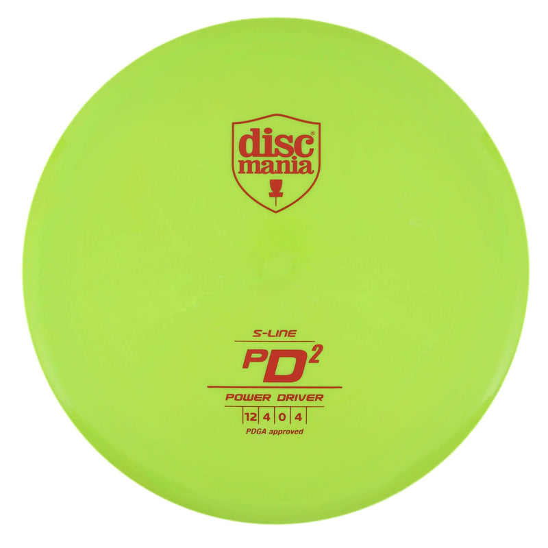 Discmania PD2 Very Overstable Distance Driver - 1010 Discs