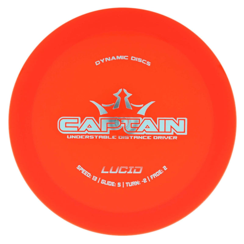 Dynamic Discs Captain Understable Distance Driver - 1010 Discs