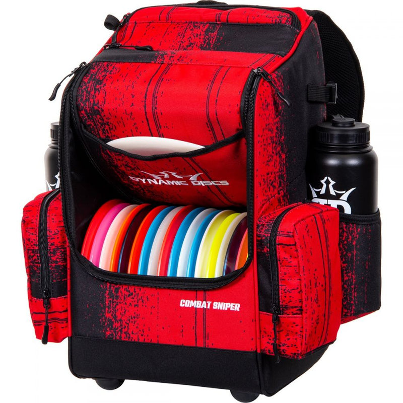 Dynamic Discs Combat Sniper Disc Golf Backpack Bag