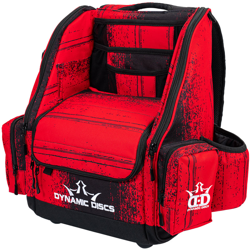 Dynamic Discs Commander Disc Golf Backpack Bag - 1010 Discs