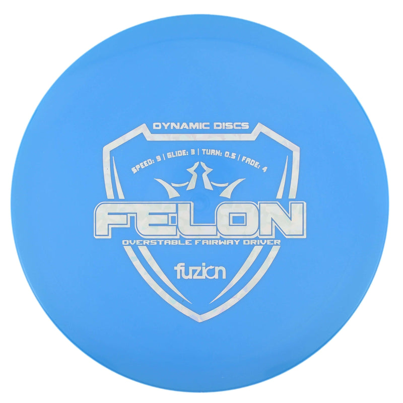 Dynamic Discs Felon Overstable Fairway/Control Driver - 1010 Discs