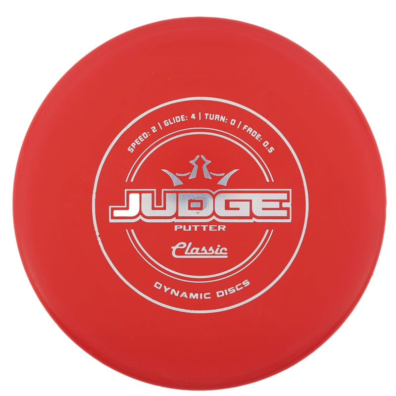 Dynamic Discs Judge Stable Putt & Approach - 1010 Discs