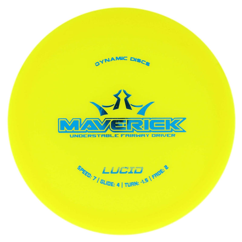 Dynamic Discs Maverick Stable Fairway/Control Driver - 1010 Discs