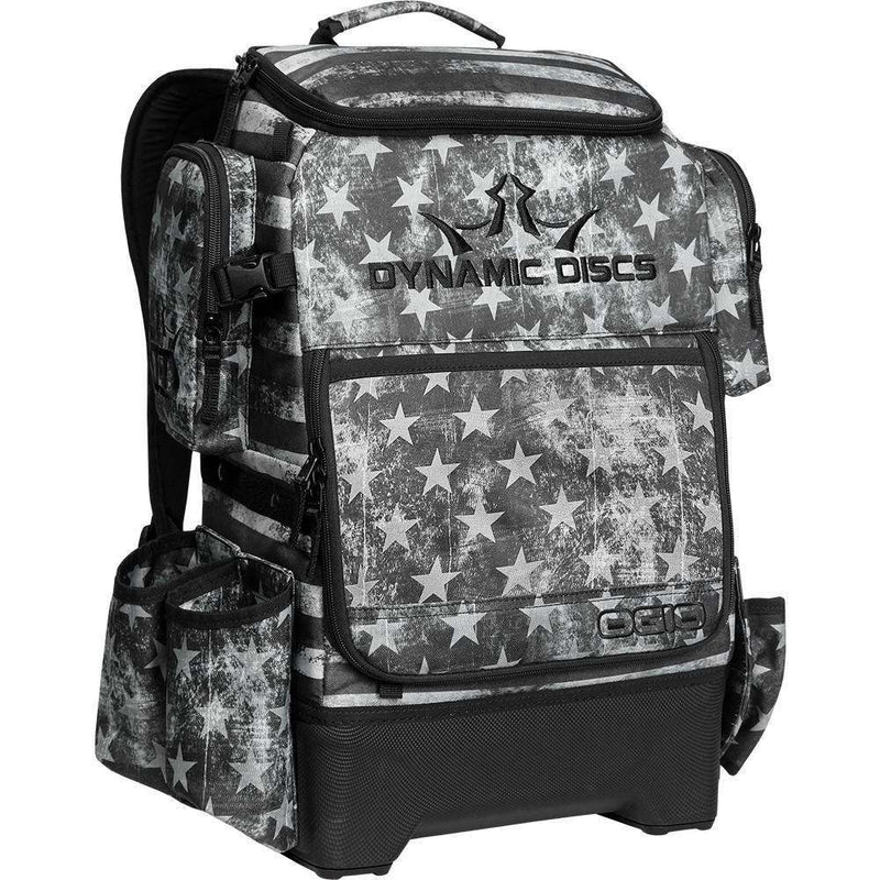 Dynamic Discs Ranger H20 Disc Golf Backpack Bag - 1010 Discs