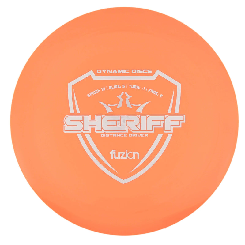 Dynamic Discs Sheriff Stable Distance Driver - 1010 Discs