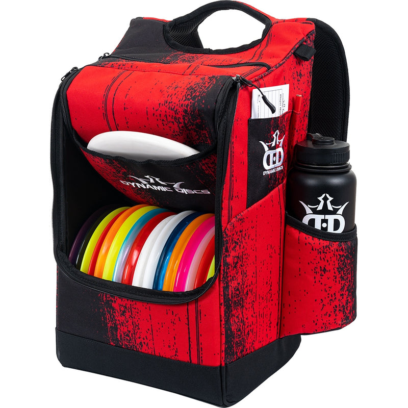 Dynamic Discs Sniper Disc Golf Backpack Bag